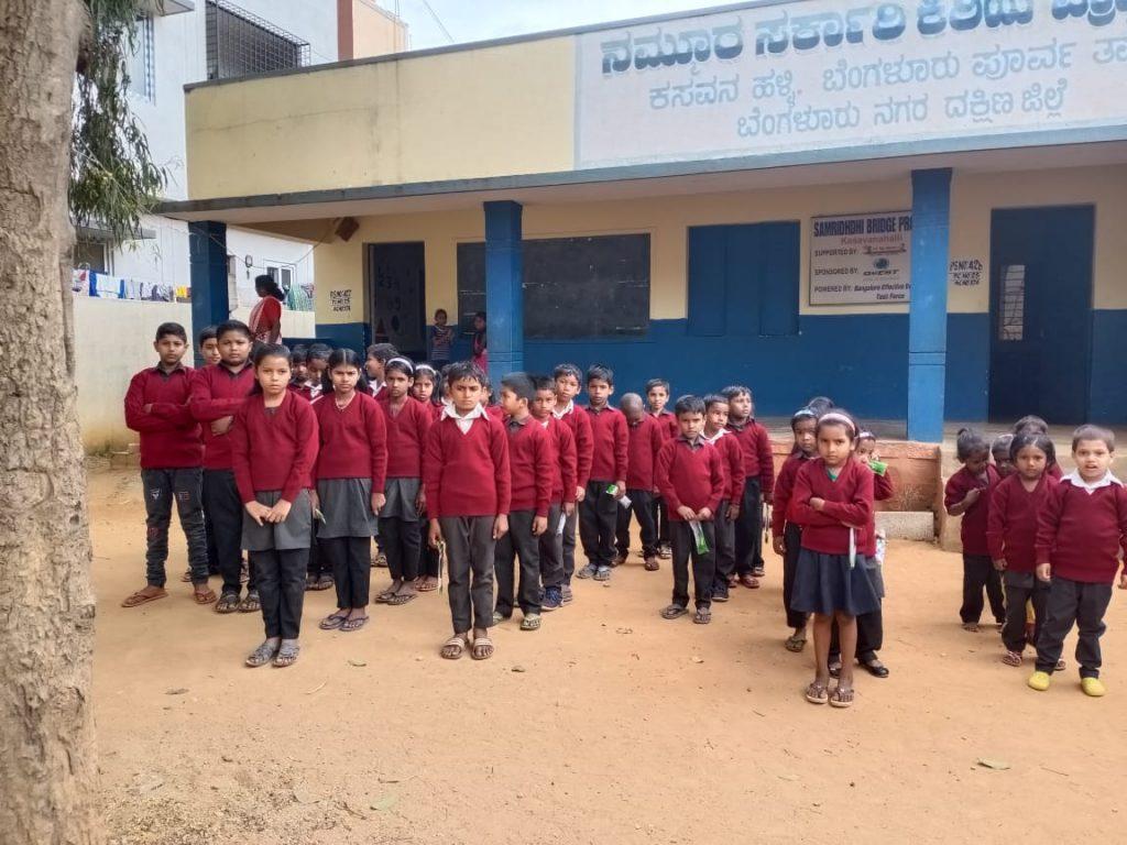 Kasavanahalli Bridge School Samridhdhi Trust