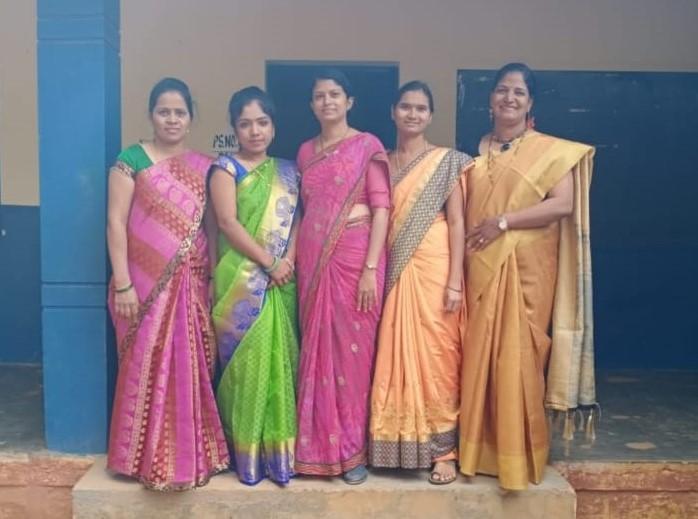 Kasavanahalli Bridge School Staff | Samridhdhi Trust
