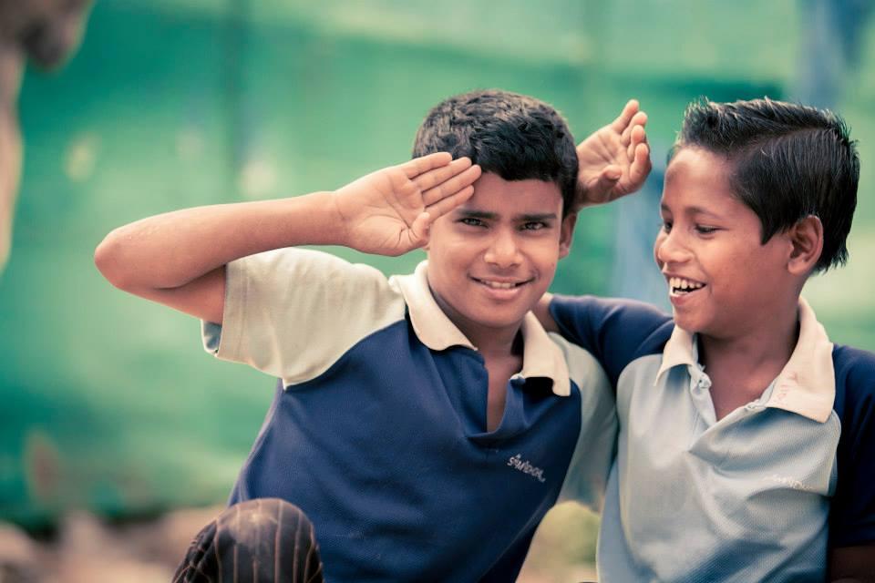 Samridhdhi Trust students