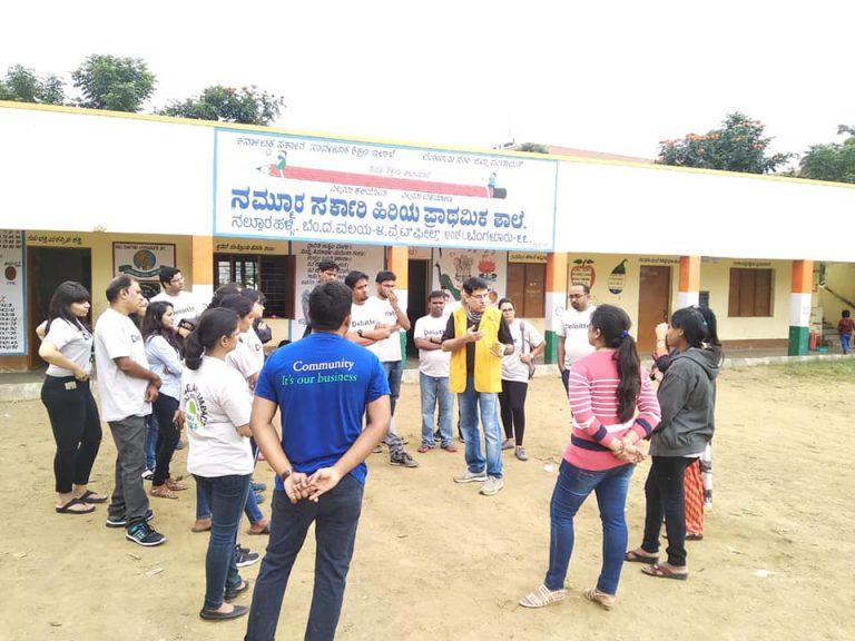 Volunteers  Samridhdhi Trust