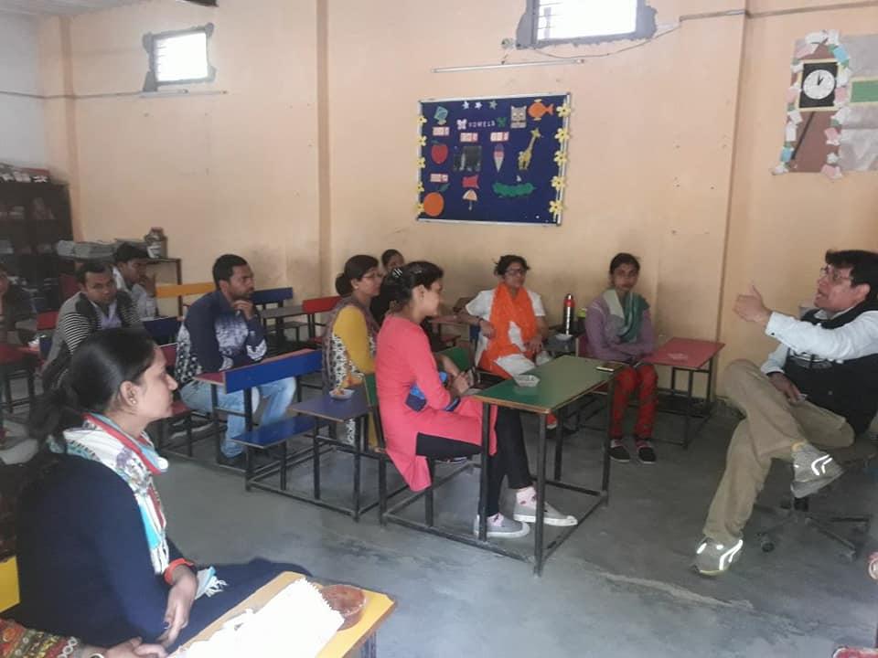 Teacher's training | Samridhdhi Trust
