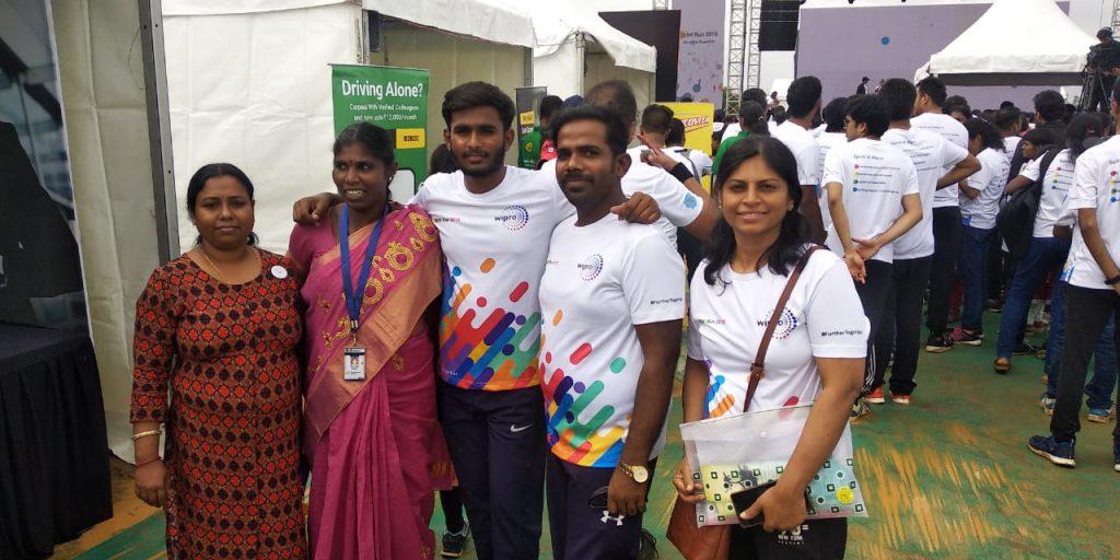 Staff at Samridhdhi Trust | Bangalore