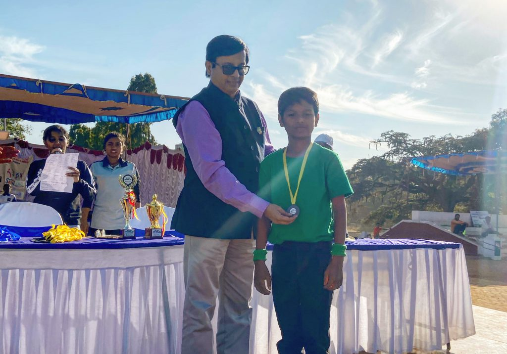 Samridhdi Trust - Award ceremony