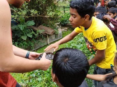 Martin's Farm Visit | Samridhdhi Trust, Bangalore